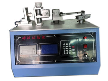 Socket Plug Insertion Force Test Electronic Machine With Digital LCD Display